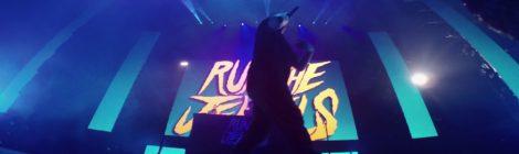 Trackstar The DJ x Run The Jewels: Pistol & Fist Live Video Megamix