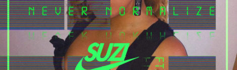 Suzi Analogue - Never Normalize feat. King Britt [audio]