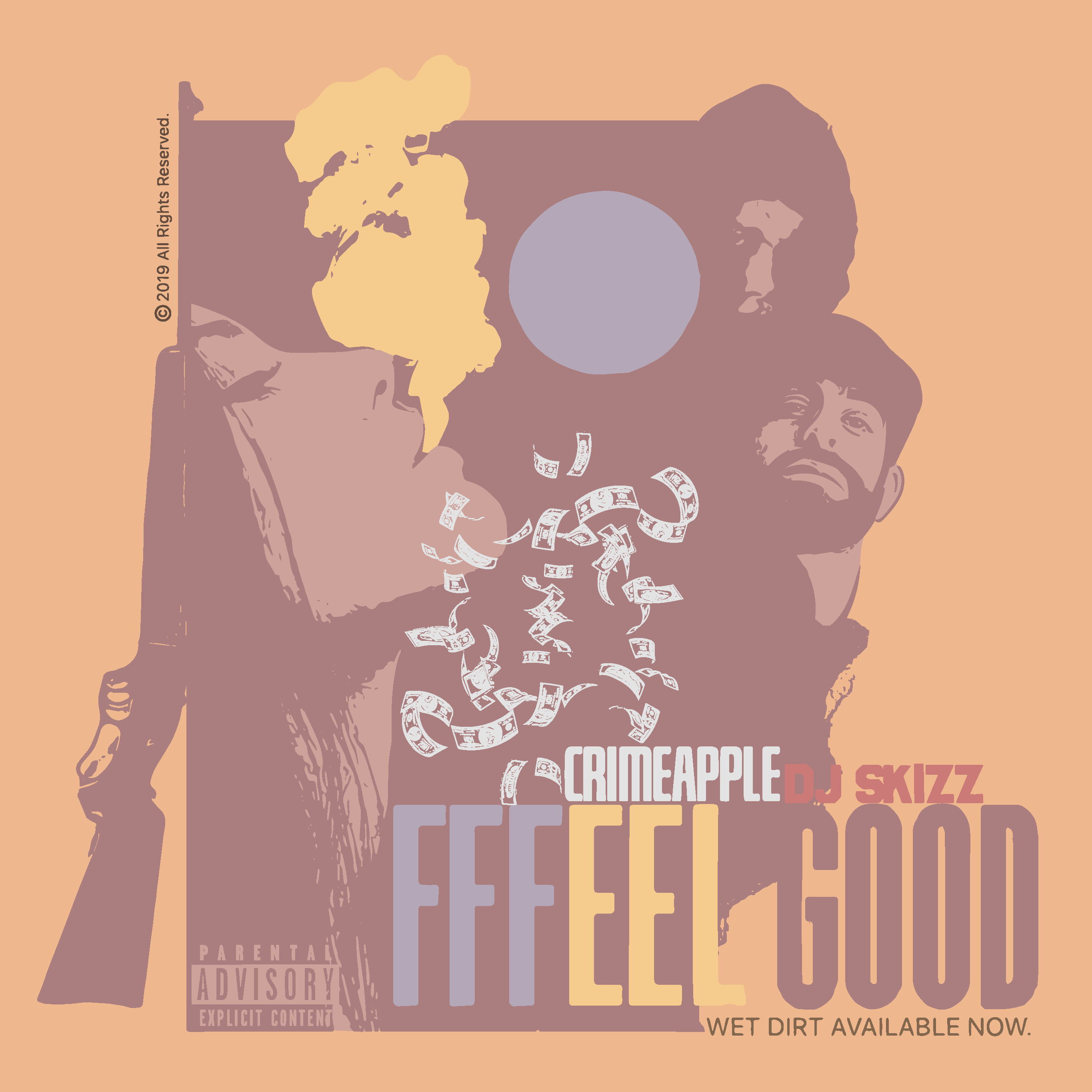 Crimeapple x DJ Skizz - FFFeel Good [audio]
