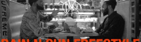 Big Kahuna OG & Fly Anakin - Rain N Sun Freestyle (RIP BIG PUN) [video]