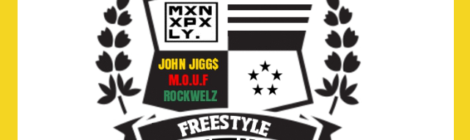 John Jigg$ x M.O.UF X Rockwelz - Mxnxpxly Family Freestyle (Cuts by DJ Swab) [audio]