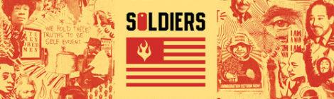 J.PERIOD - SOLDIERS feat. Dead Prez, Sa-Roc & Maimouna Youssef [audio]