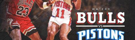 Ty Farris & Waterr - Bulls Vs Pistons EP