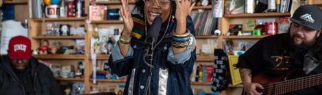 Georgia Anne Muldrow on Tiny Desk Concert Series [video]