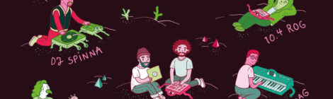 Potatohead People - Nick & Astro's Instrumentals, Remixes & B-Sides EP