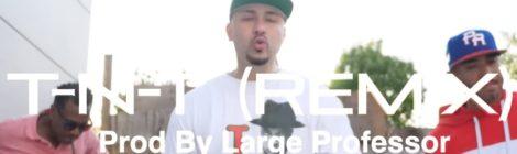 Truth  - TNT (Large Professor Remix) feat. Tragedy Khadafi [video]