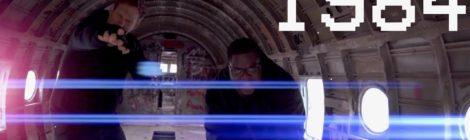"MC Lars and Mega Ran - ""1984"" feat. B. Dolan (OFFICIAL VIDEO)"