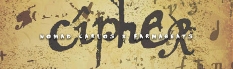 Nomad Carlos & Farma Beats - Cipher EP