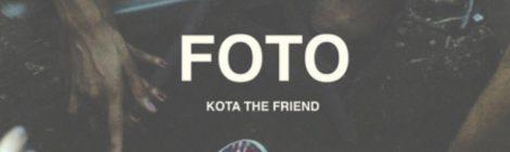 Kota the Friend - FOTO [album]
