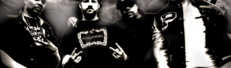 Karnage Ca$hman & B.Dvine - Raw Flesh feat. Mavs & Solomon Childs (Video)
