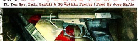 King Magnetic - More Belligerent (feat. Tom Sav, Twin Gambit, GQ Nothin Pretty & DJ TMB)