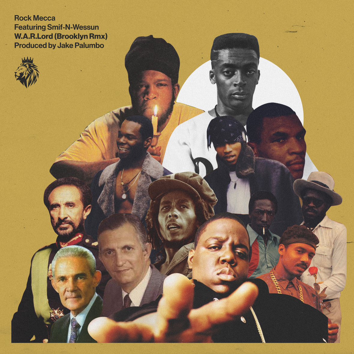 Rock Mecca - Warlord (Brooklyn Remix) feat. Smif n Wessun