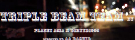 Planet Asia - Triple Beam Team prod. by DirtyDiggs (video)