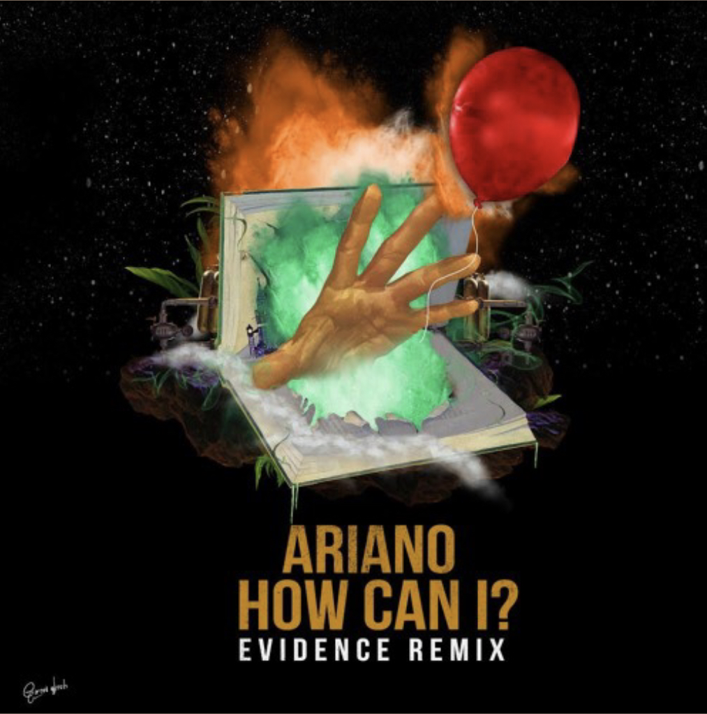 Ariano - How Can I? (Evidence Remix)