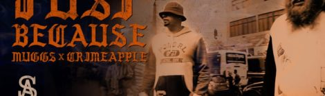 DJ MUGGS x CRIMEAPPLE - Just Because [video]