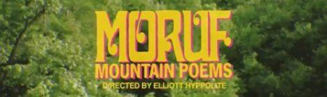 MoRuf! - Mountain Poems [audio]
