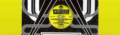 "Spectacular Diagnostics ""S/T"" EP (Dope Folks Records)"