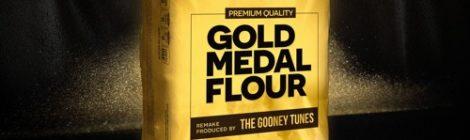 "Taj Mahal ""Gold Medal Flour"" (Dummy Brick)"
