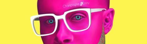 Koncept - Lit [audio] + Champagne Konny [album]