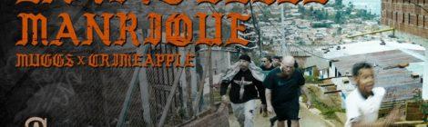DJ MUGGS x CRIMEAPPLE - En Vivo Desde Manrique (Video)