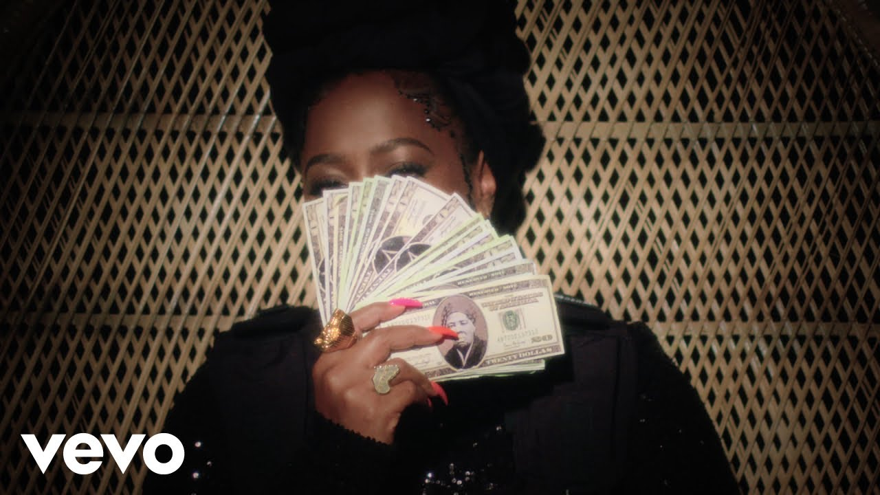 Rapsody - Oprah ft. Leikeli47 (VIDEO)