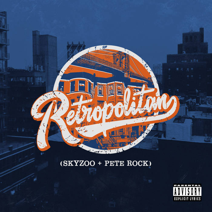 Skyzoo & Pete Rock - Retropolitan (album)