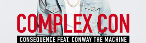 Consequence - Complex Con feat. Conway the Machine [audio]