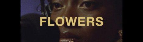 Little Simz - Flowers ft. Michael Kiwanuka (Official Live Video)