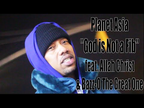 """Planet Asia - """"NEWS"""" feat Allah Christ and Hakim Shabazz Allah (prod by LightHou5e)"""