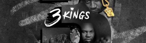 JoJo Pellegrino - 3 Kings feat. Ghostface Killah & Raekwon [audio]