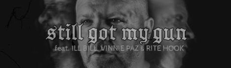 Slaine - Still Got My Gun feat. Vinnie Paz, ILL Bill And Rite Hook (Lyric Video)