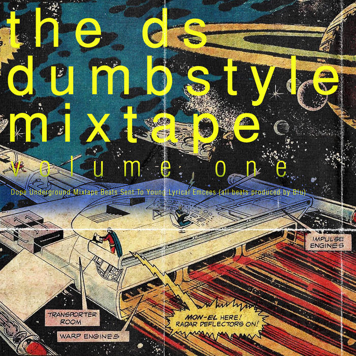 Blu - The DS Dumb Style Mixtape