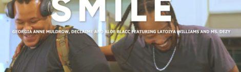 G&D (Georgia Anne Muldrow & Declaime) - Smile feat. Aloe Blacc, Latoiya Williams, Ms. Deezy (Video)