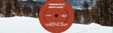 Sivion, Sareem Poems, Change, Sojourn, Rel McCoy, Terem - Memory Serves [audio]