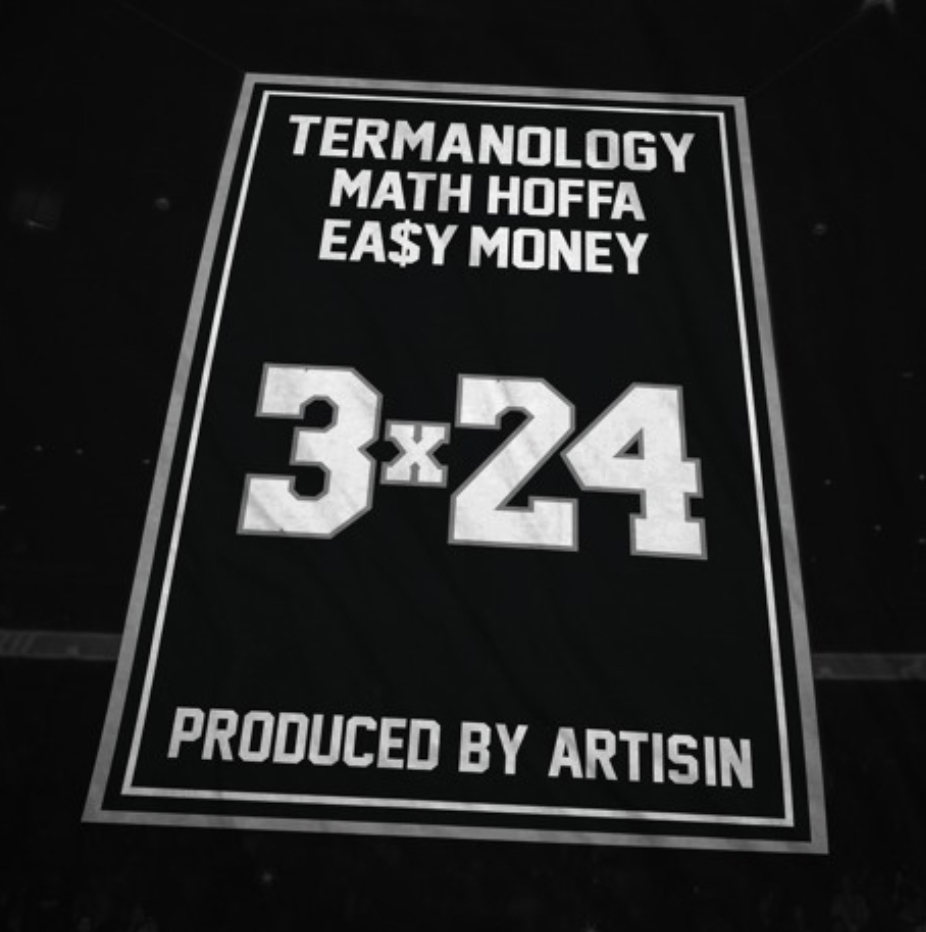 Termanology - 3 x 24 feat. Math Hoffa & Ea$y Money (Prod By Artisin)