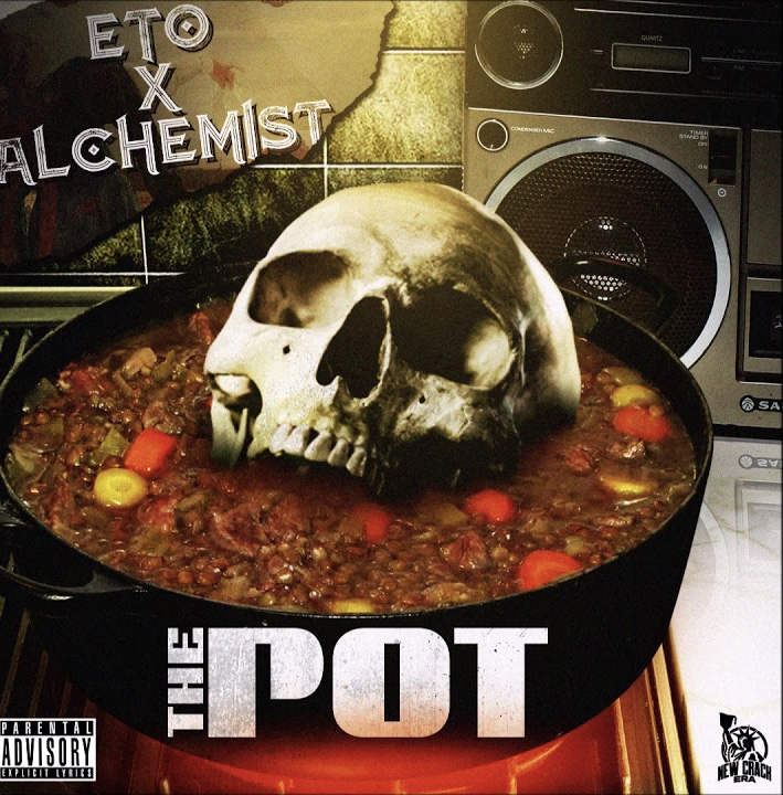 Eto x The Alchemist - The Pot [Official Audio]