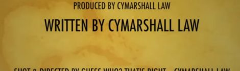 Cymarshall Law - Never Sell Out (VIDEO)