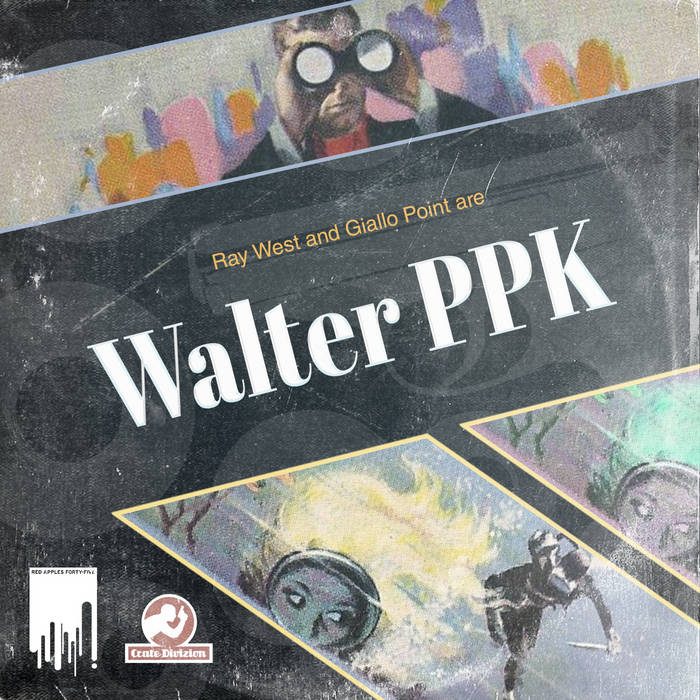 Ray West & Giallo Point - WALTER PPK