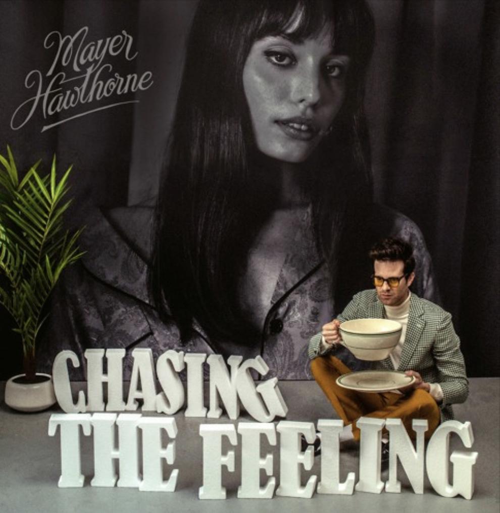 Mayer Hawthorne - Chasing The Feeling