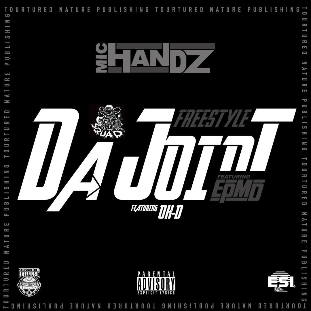 Mic Handz - Da Joint (Freestyle) feat. OH-D
