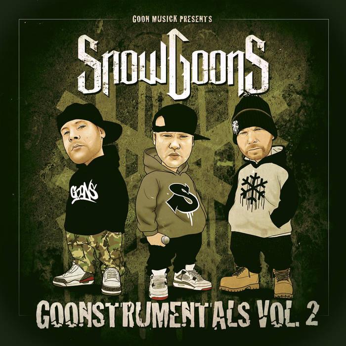 Snowgoons - Goonstrumentals Vol. 2