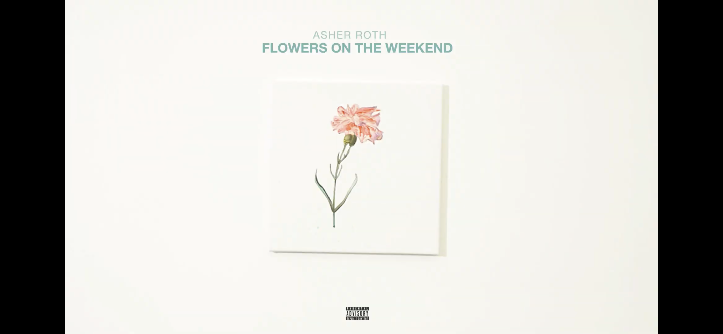 Asher Roth - Flowers On The Weekend (Teaser) | Album Out April 23, 2020