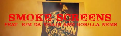 "Shabaam Sahdeeq & J57 ""Smoke Screens"" feat. Rim da Villin & Gorilla Nems [video]"