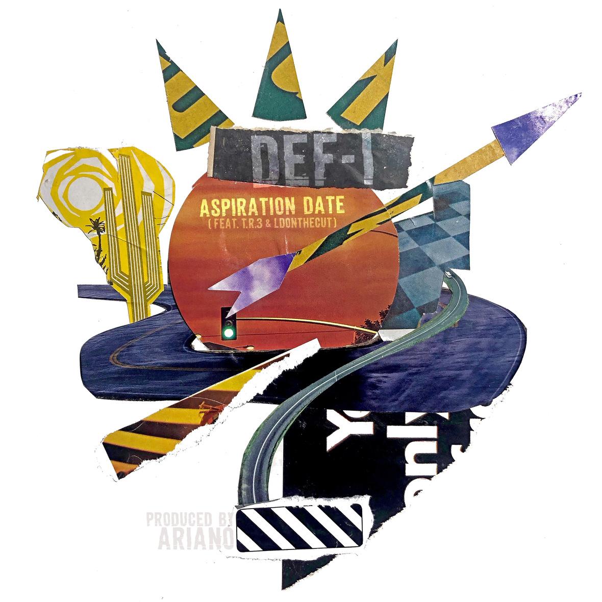 Def-I - Aspiration Daye feat. T.R.3 & LDontheCut