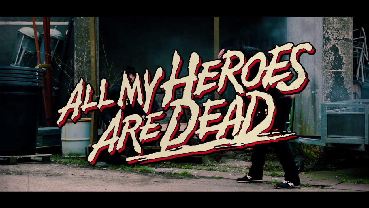 R.A. The Rugged Man - All My Heroes Are Dead (Trailer Clip #1) Album drops April 17, 2020