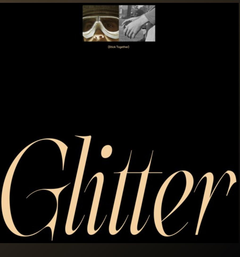 Ta-ku - Glitter | AUDIO