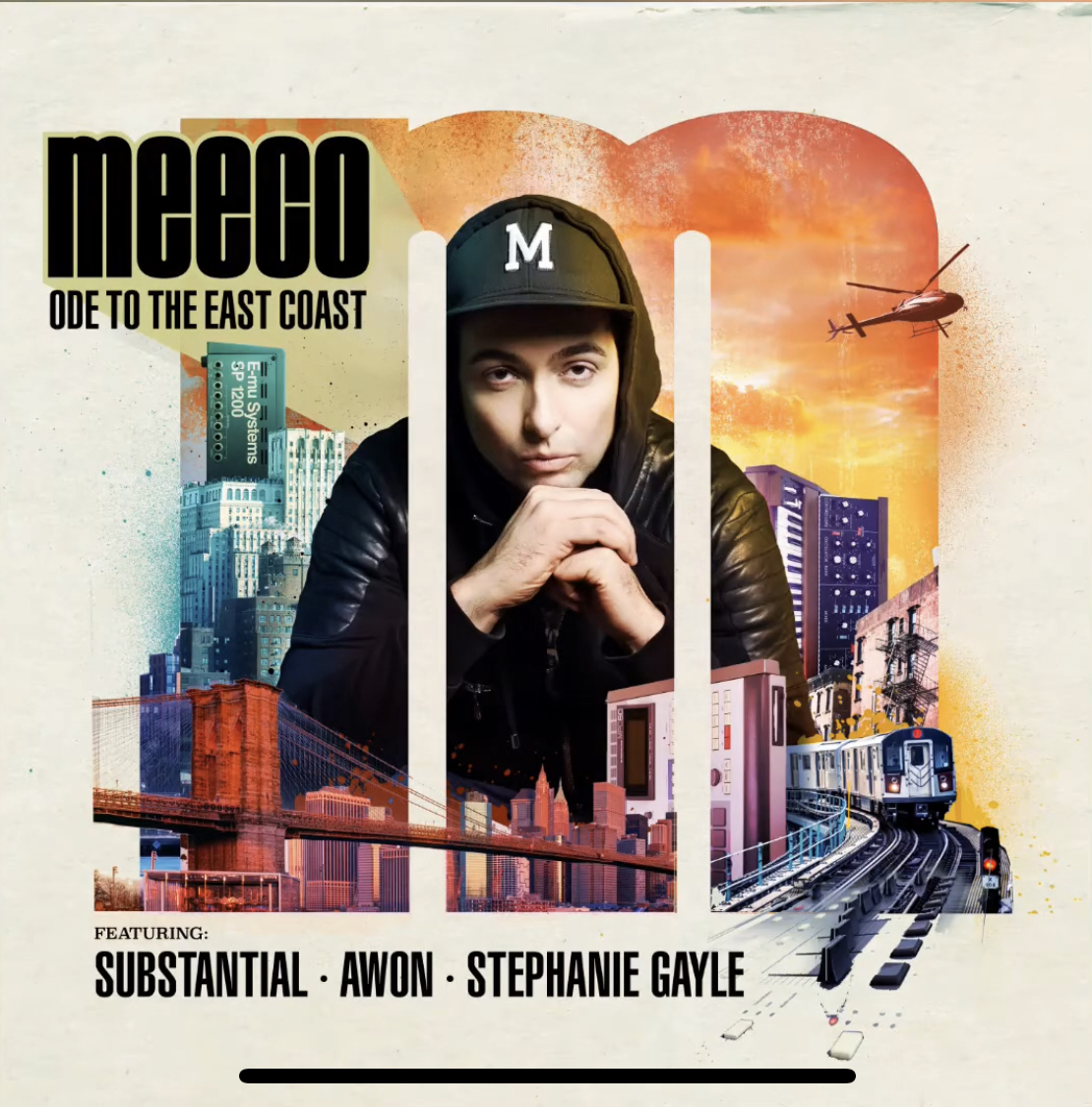 Meeco - Ode to the East Coast feat. Awon, Substantial & Stephanie Gayle