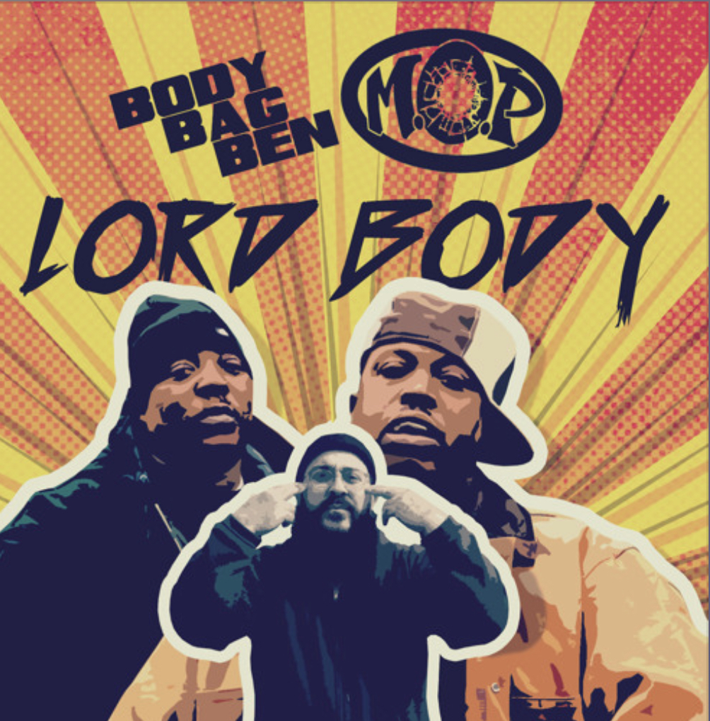 Body Bag Ben & M.O.P. - Lord Body | audio