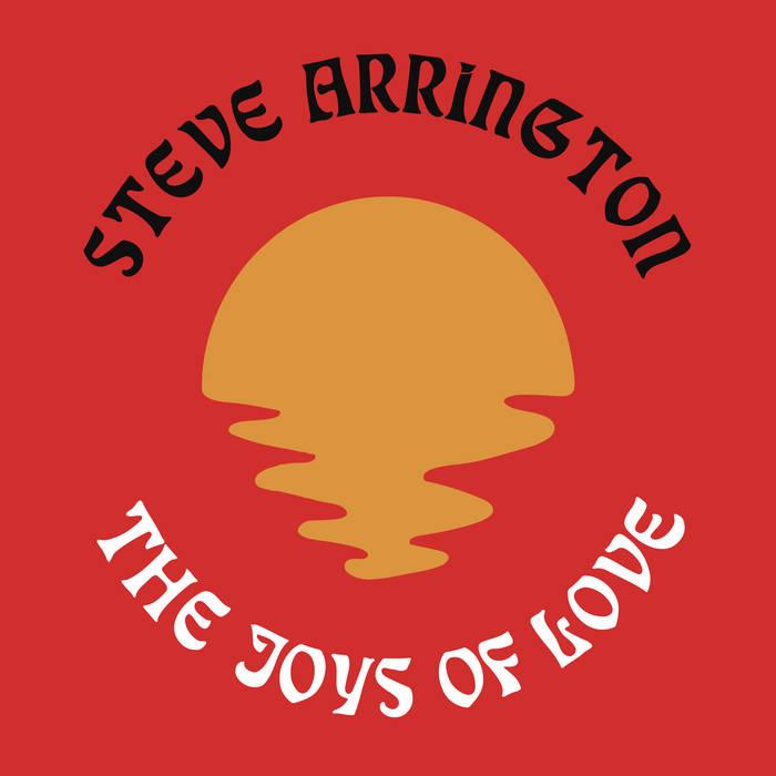 Steve Arrington - The Joys of Love [audio]