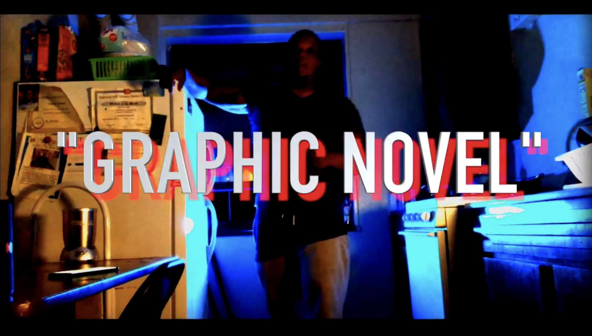 """Illa Ghee """"Graphic Novel"""" (Official Music Video"""